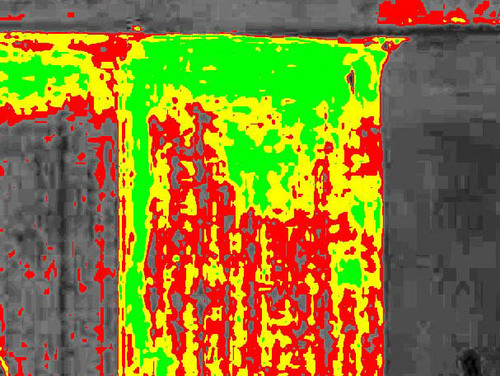 NDVI Crop density